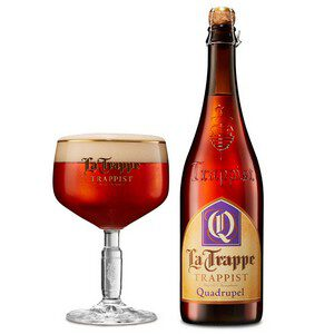 La Trappe 75cl – Quadrupel