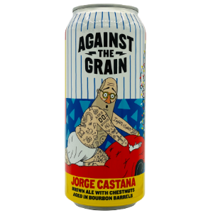 Against the Grain – Jorge Castana