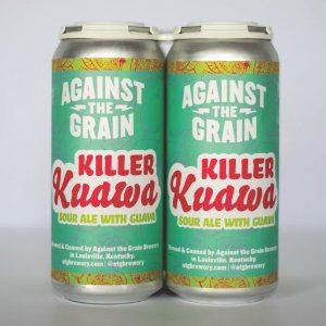 Against the Grain – Killer Kuawa