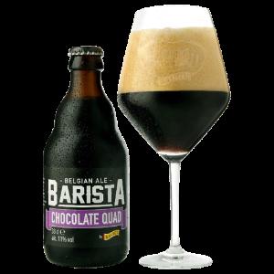 Kasteel 33cl – Barista Chocolate Quad