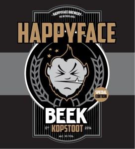 Happy Face – Beek Kopstoot