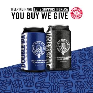 Helping Hand – Support the Horeca vanaf €35,00