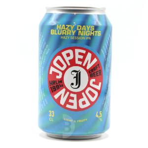 Jopen – Hazy Days Blurry Nights