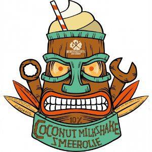 Moersleutel – Smeerolie Coconut Milkshake