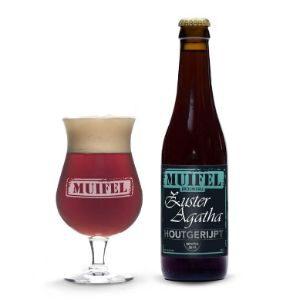 Muifel – Zuster Agatha – Houtgerijpt