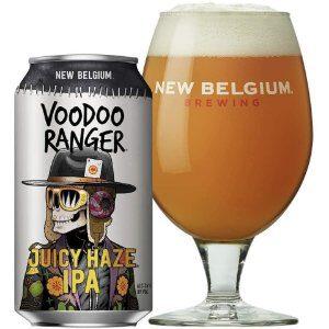 New Belgium Voodoo Ranger Hazy