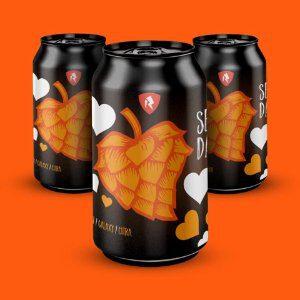 Rock City – Second Date Orange
