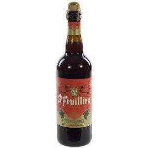 St Feuillien 75cl – Cuvée de Nöel
