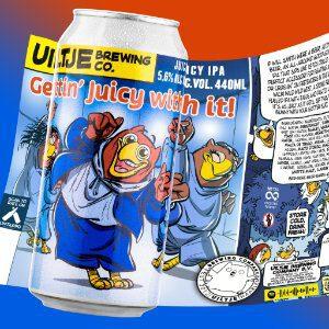 Uiltje  Fresh & Fast – Gettin Juicy With It