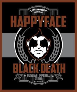Happy Face – Black Death