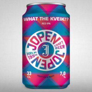 Jopen What the Kveik