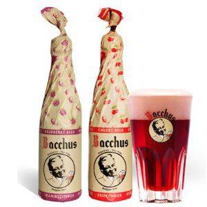 Bacchus – Kriek fles