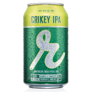 Reubens Brew – Crickey