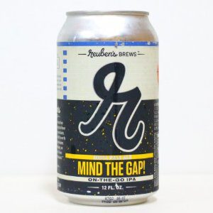 Reubens Brew – Mind the Gap