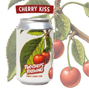 Two Chefs – Cherry kiss