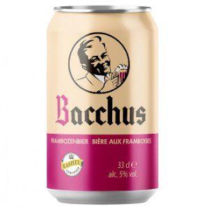 Bacchus – Framboos blik