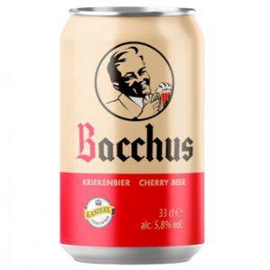 Bacchus – Kriek blik