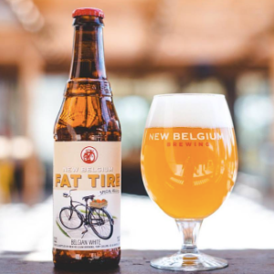New Belgium – Fat Tire White