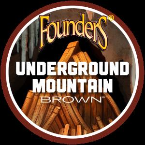 Founders – Underground Mountain Brown