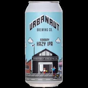 Urbanaut – Roxbury Hazy Ipa