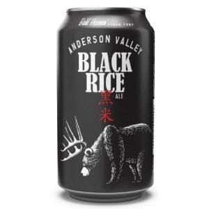 Anderson Valley – Black Rice