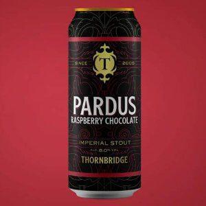 Thornbridge Pardus Raspberry