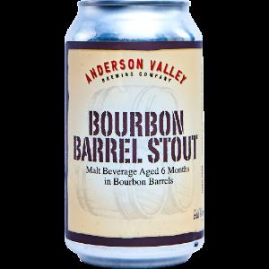 Anderson Valley – Bourbon Barrel Stout BA