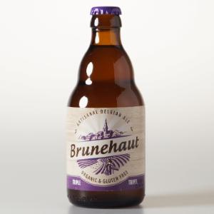 Brunehaut -Tripel (glutenvrij)