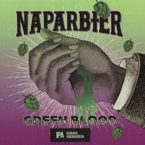 Naparbier Green Blood