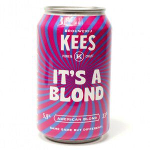 Kees – Its a Blond