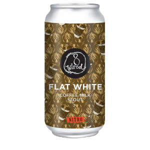 8 Wired – Flat White