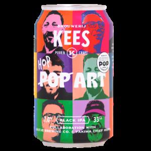 Kees – Pop Art (Uiltje Colab)
