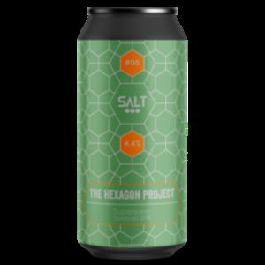 Salt Hexagon Project #5