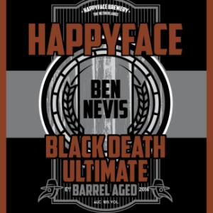 Happy Face – Black Death Ultimate BA