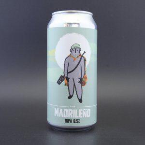 Oso Brew The Madrileno 3